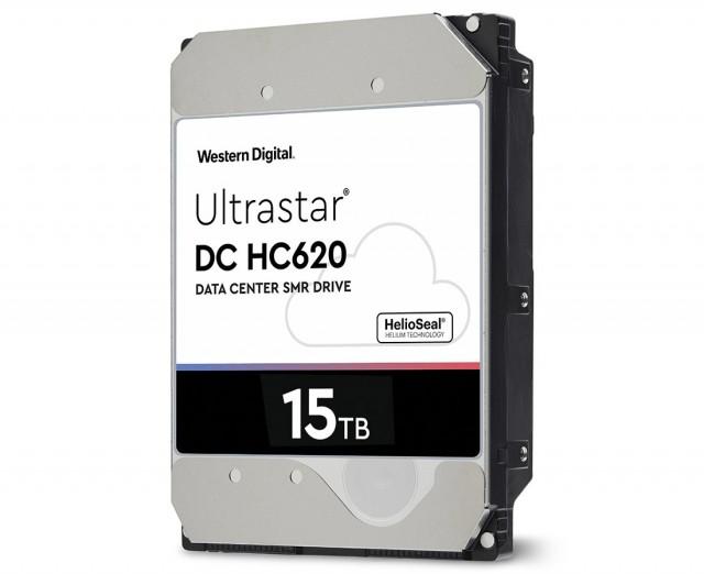 شرکت Western Digital هارد اینترپرایز 15 ترابایتی خود را معرفی کرد
