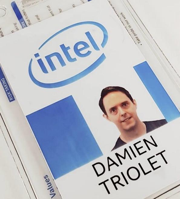 یکی از اعضای سابق AMD به تیم Intel اضافه شد!
