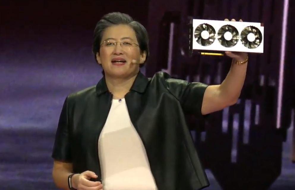 نسل جدید کارتهای گرافیکی AMD با نام Radeon VII معرفی شد