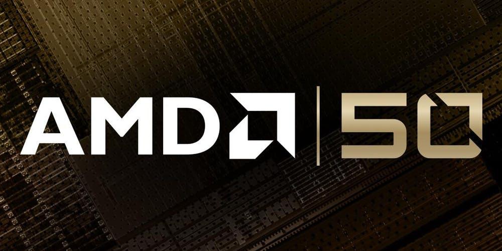 عرضه نسخهای مخصوص از Ryzen 7 2700X به مناسبت سالگرد 50 سالگی AMD