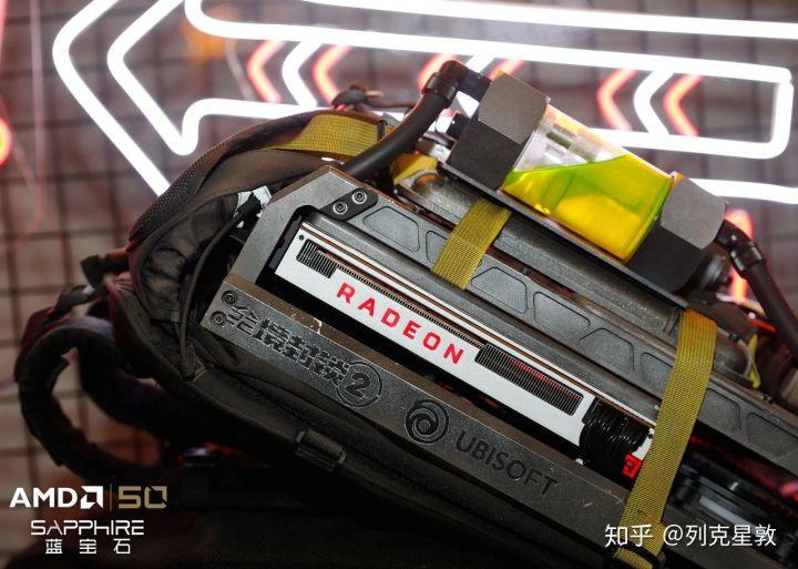 جزئیات کارتهای گرافیکی AMD Radeon Navi توسط سافایر فاش شد