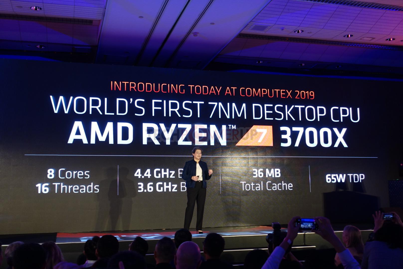 نسل سوم از پردازندههای Ryzen شرکت AMD به صورت رسمی معرفی شد