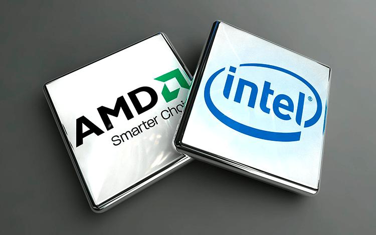 حتی اینتل نیز از رشد و پیشرفت AMD متعجب شده است!