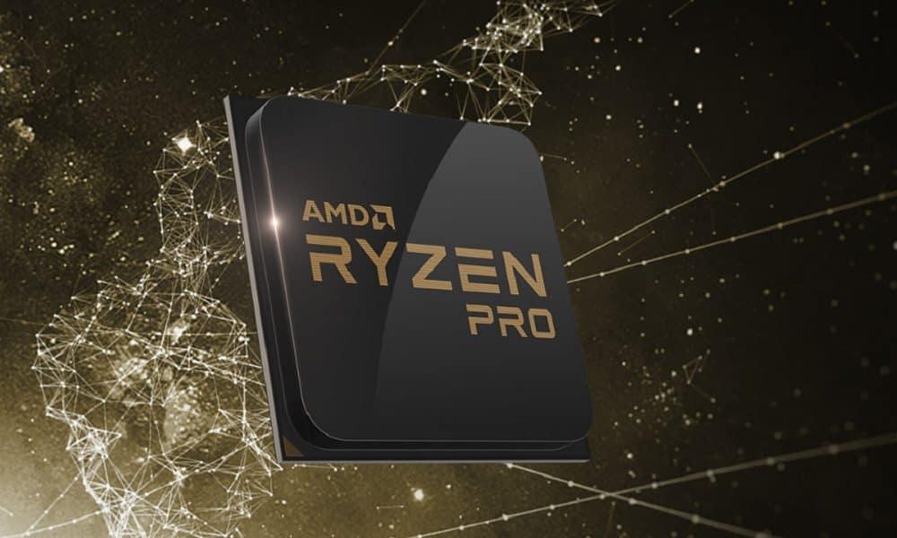 به زودی سری Pro پردازندههای Ryzen 3000 عرضه خواهد شد