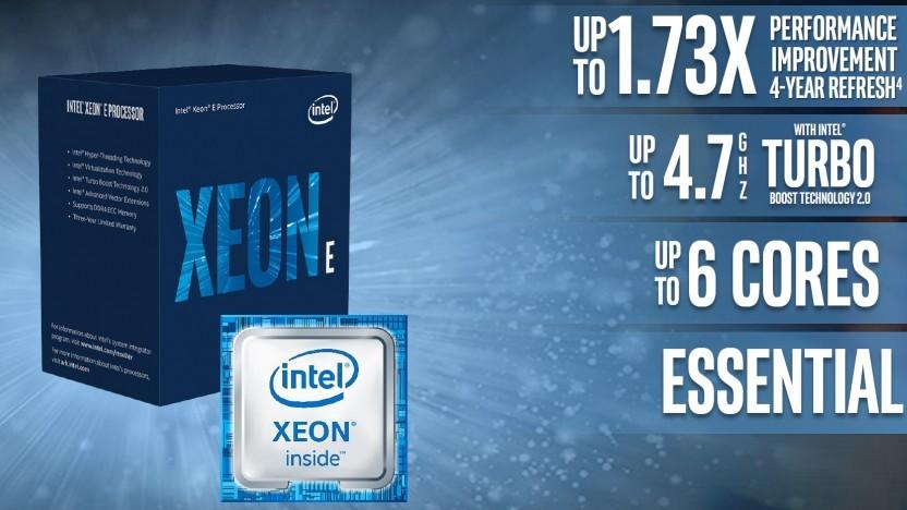 فراخوان اینتل برای بازگشت پردازندههای Xeon E-2274G به خاطر مشکلات فنی