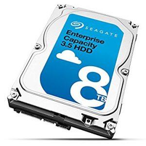 Seagate Enterprise Capacity 3.5 HDD 8TB 7200RPM SAS 12Gb/s