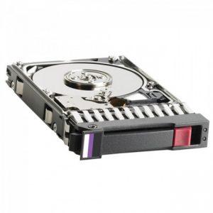 هارد سرور HP 300GB 6G SAS 15K SFF DP