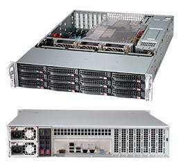 کیس سرور سوپرمیکرو CSE-826BAC4-R920LPB