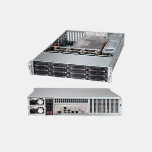 کیس سرور سوپرمیکرو CSE-826BE2C-R920LPB