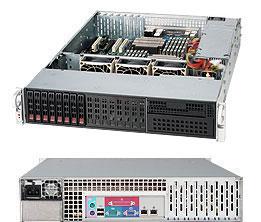 کیس سرور سوپرمیکرو CSE-213LT-563LPB