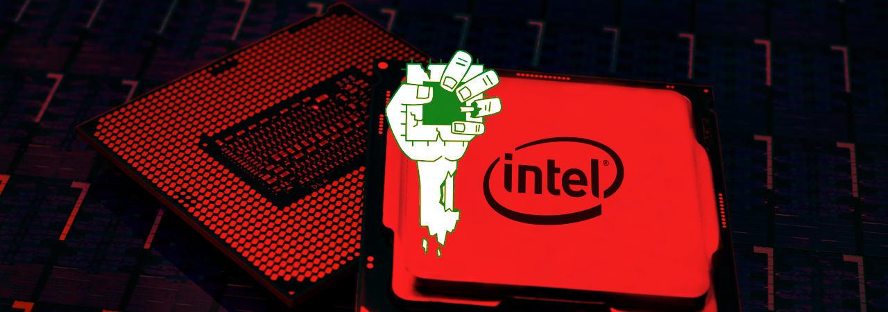 آسیب پذیری پردازندههای اینتل به حملات نوع Zombieload v2.