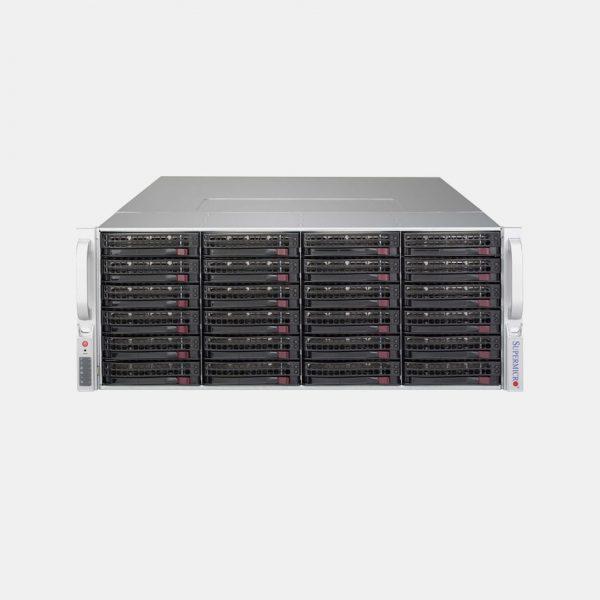 کیس سرور سوپرمیکرو CSE-847BE1C-R1K28LPB