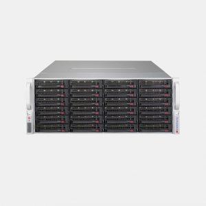 کیس سرور سوپرمیکرو CSE-847BE2C-R1K28WB