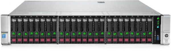 سرور اچ پی HP ProLiant DL380 G9 24 SSF