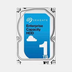 هارد سرور ST1000NM0034)Seagate Enterprise Capacity 3.5 HDD 1TB 7200RPM SAS 12Gb/s)