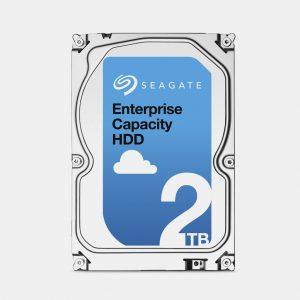 Seagate Enterprise Capacity 3.5 HDD 2TB 7200RPM SATA 6Gb/s
