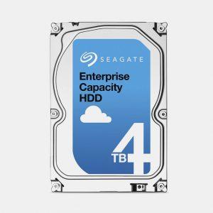 هارد سرور ST4000NM0024)Seagate Enterprise Capacity 3.5 HDD 4TB 7200RPM SATA 6Gb/s)