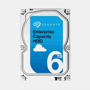 هارد سرور Seagate Enterprise Capacity 3.5 HDD 6TB 7200RPM SATA 6Gb/s