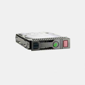 HP 600GB 12G SAS 10K SFF SC