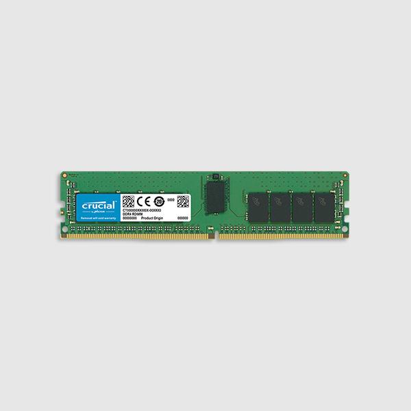 Crucial 32GB DDR4-2400 RDIMM