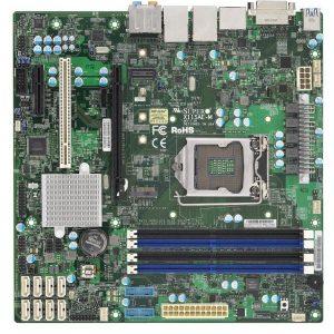 مادربرد سرور سوپرمیکرو MBD-X11SAE-M